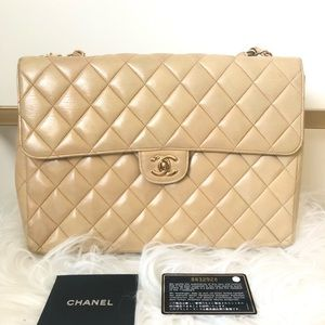 e4c9c042738f CHANEL Bags | Iso Calfskin Small Happy Stitch Flap Black | Poshmark